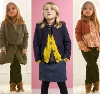 2013 Moda djevojke vrate svoje majke prije trideset godina - dok su izdužene veste velike pletene s velikim gumbima.