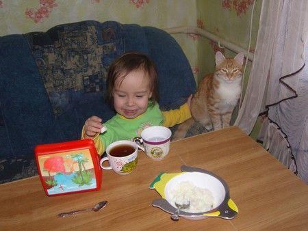 Kaše k snídani