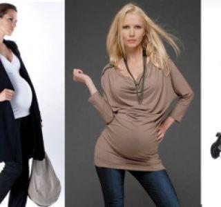 Nova moda za nosečnice. Izberite hlače za nosečnica