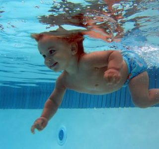 Плавание в бассейне для грудничков. Бассейн для детей рекомендации по возросту