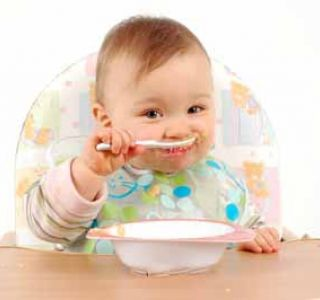 Правилната исхрана бебиња до една година. дете правилна исхрана. Како да се готви каша за бебе?