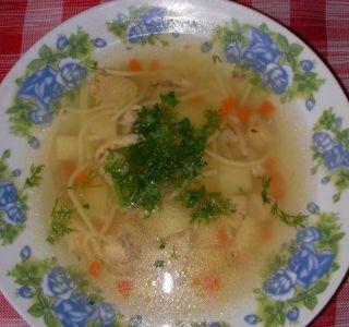 Рецепти за деца супа