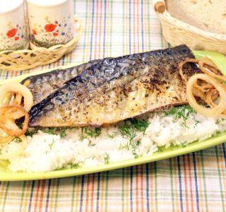 Рецепты рыбных блюд для детей.