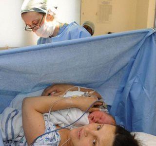 Роды у пациенток с рубцом на матке. Как рожать после после операции кесарева сечения?