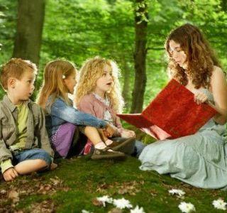 Роль сказки в воспитании дошкольников.