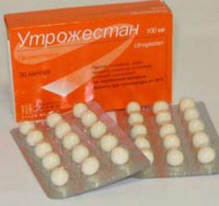 Утрожестан при беременности применяется как гормональный препарат, являющийся синтетическим аналогом прогестерона – гормона беременности.