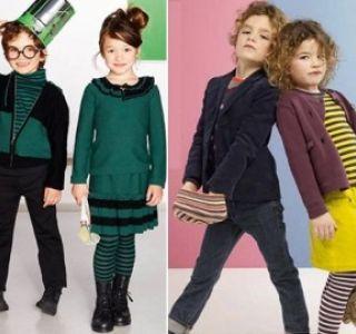 U dječjem ljeto 2013. moda uvijek će biti relevantan jeanswear. Traper odjeća za djecu. Traperice za stilski djecu