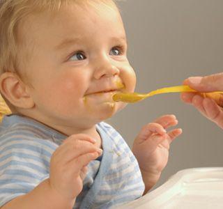 Витаминные блюда для малышей