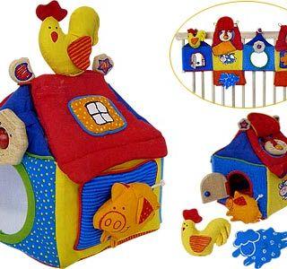 Выбор игрушки для ребенка - дело весьма интересное, но требующее особенного подхода. Ведь с помощью игрушек ребенок получает представление об окружающем мире, развивает свои навыки, умения, учится общаться, учится логическому и абстрактному мышлению.