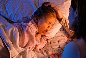 Судорожный приступ у детей