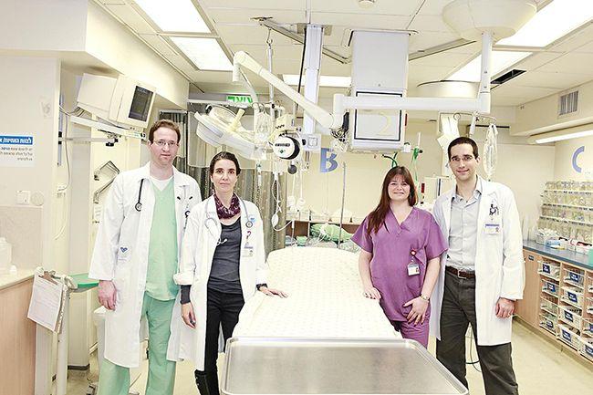 Тель-Авивский медицинский центр Сураски (Израиль)