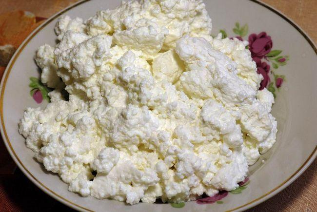 Блюда из творога при панкреатите