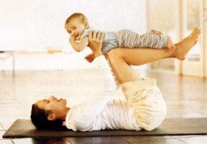 Упражнения для восстановления фигуры после родов