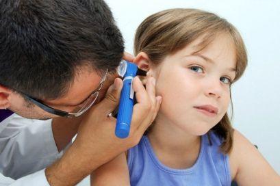 Ушные заболевания у детей