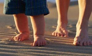 Вальгус коленного сустава у детей
