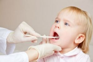 Верхние дыхательные пути ребенка (детская отоларингология)