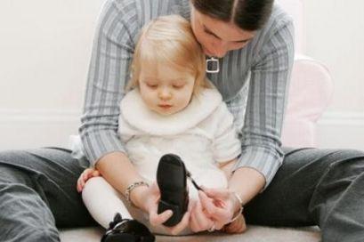 Влияние обуви на стопу и ходьбу ребенка