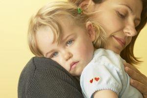 Воспитание ребенка после развода
