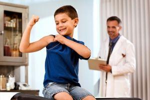 Здоровье детей в школе